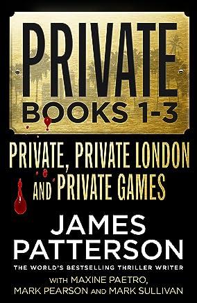 Private Books 1 - 3
