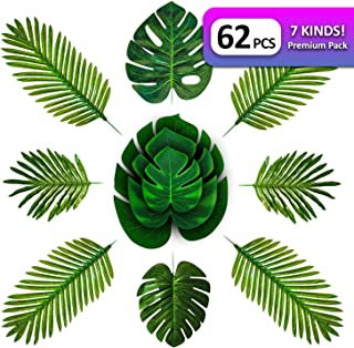 Best tropical leaves garland Reviews