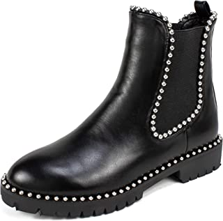 Best studded chelsea boots womens Reviews