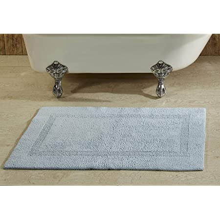 Amazon Com Better Trends Provence Collection Is Ultra Soft Plush And Absorbent Tufted Bath Mat Rug 100 Cotton In Vibrant Colors 21 X 34 Rectangle Beige Home Kitchen