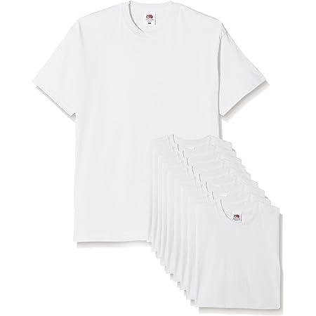 Fruit of the Loom Men's Original T. T-Shirt (Pack of 10)