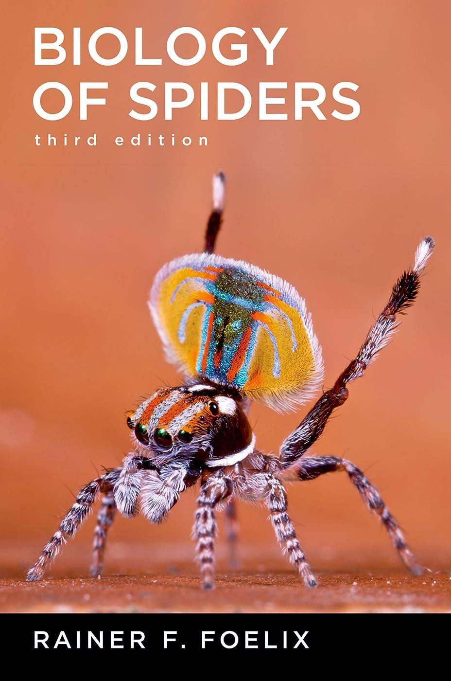 排気検閲中性Biology of Spiders (English Edition)