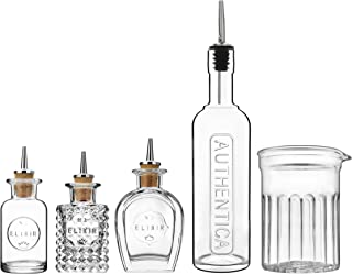 mixology bottles