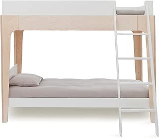 Oeuf Perch Bunk Bed - Birch/White