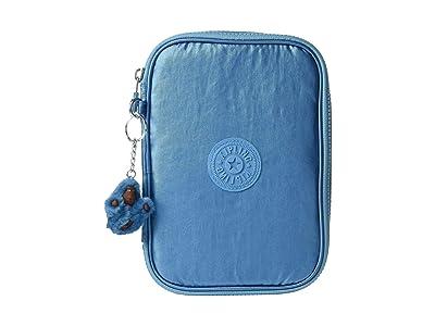 Kipling 100 Pens Large Case (Turkish Tile Metallic) Bags