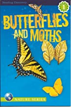Butterflies and Moths (Reading Discovery) Reading Level 1 (Nature Series)