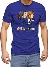 You Are My Person Inspired Grey'S Anatomy Kawaii Anime Camiseta para Hombre