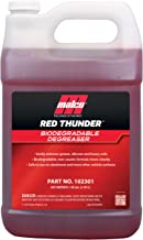 Malco Red Thunder, Automotive Cleaner and Degreaser, Biodegradable, Heavy Duty and Multi-Purpose,1 Gallon (102301)