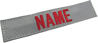 reflective name tape
