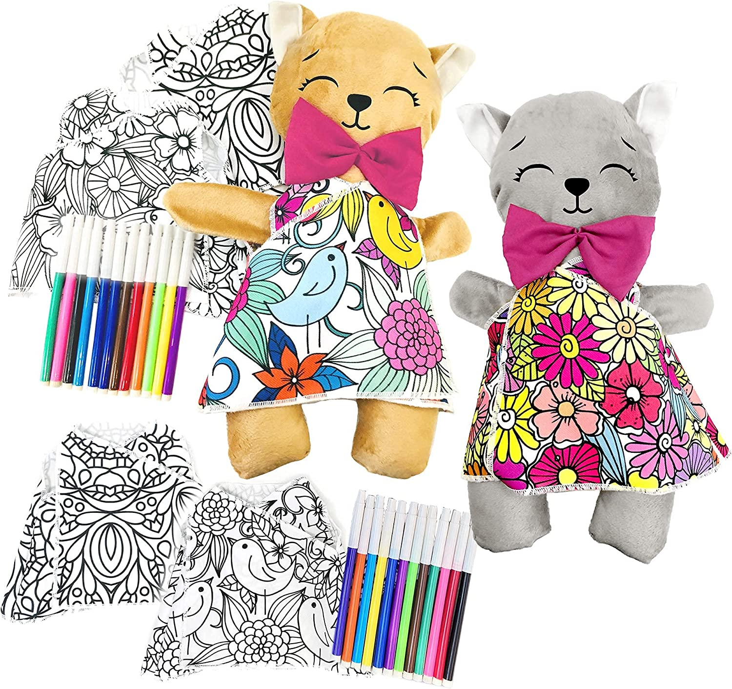 Altus 2 Kitten Ranking TOP3 Plush Interactive Toys Dr Coloring Mandala 3 with In a popularity