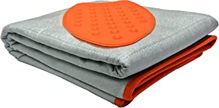 SYNERGY - Extra Large Ironing Mat with Aluminised Heat Reflective Coating and Silicon Iron Mat for use as Ironing Board (S...