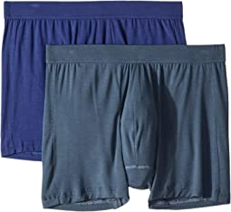 Essential Fit Supersoft Modal Boxer Brief 2-Pack