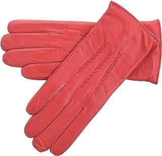 Lambland Ladies Genuine Leather Driving Gloves