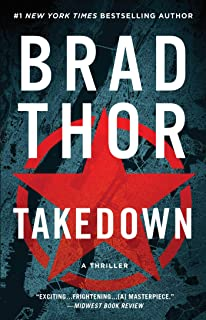 Takedown: A Thriller (5) (The Scot Harvath Series)