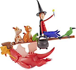 WOW! STUFF The Room On The Broom Story Time Set | Collectable Articulated Character Action Figures | Official Toys and Gif...