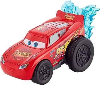 Disney Pixar Cars 3 Splash Racers Lightning McQueen Vehicle
