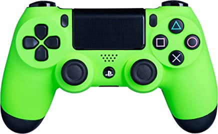 DualShock 4 Wireless Controller for PlayStation 4 - Soft Touch Green PS4 - Added Grip for Long Gaming Sessions - Multiple Colors Available