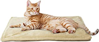 Furhaven Pet Dog Bed Blanket & Cat Heating Pad | Water-Resistant Insulated Self-Warming Pet Bed Mat & Thermal Throw Blanket for Dogs & Cats – Available in Multiple Colors & Sizes