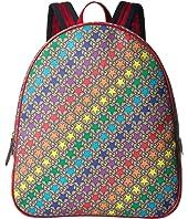 Gucci Kids - GG Mini Rainbow Star Backpack (Little Kids/Big Kids)