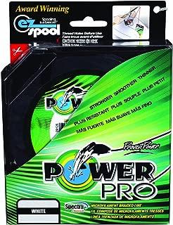 Powerpro Braided Line 150 -Yard White - 10-Pound Test