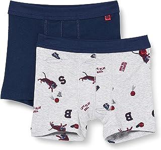 Sanetta Boys Unterhemd Saphir Underwear