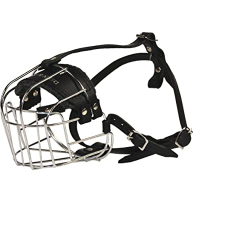 Dean and Tyler Wire Basket Muzzle, Size No. R3 - Large Rottweiler