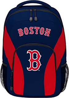 Officially Licensed MLB Boston Red Sox Draft Day Backpack, 18