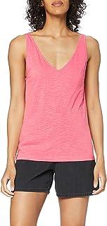 Lee V Neck Tank T-Shirts Femme