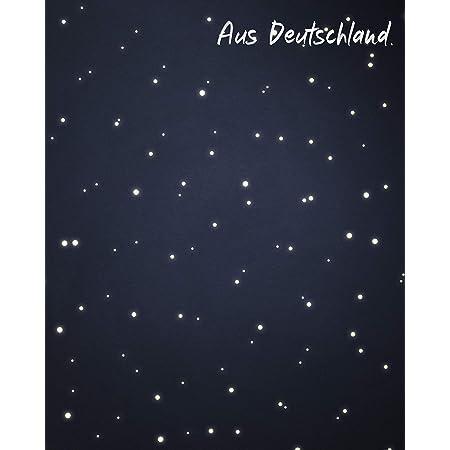 WANDfee Leuchtpunkte 300 selbstklebende EXTRASTARK leuchtende Sterne Leuchtsterne Sternenhimmel Aufkleber Kinderzimmer