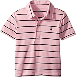 Polo Ralph Lauren Kids - Striped Performance Lisle Polo (Toddler)