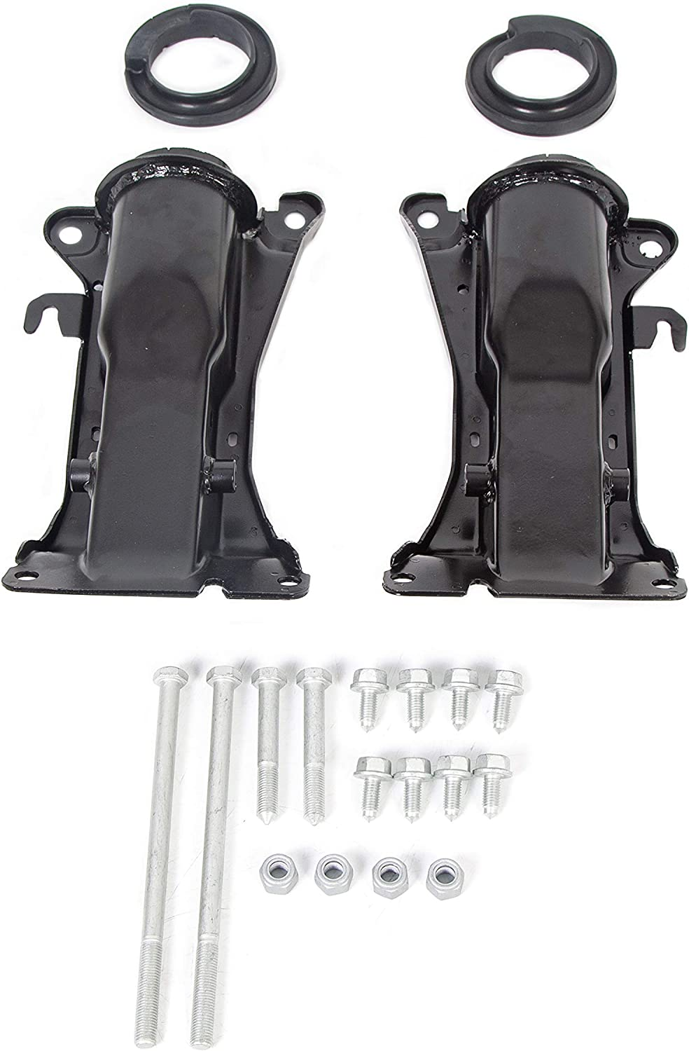 Rear Upper Shock Mounting free Brackets Fits 1999-2002 A4 Don't miss the campaign S4 For Audi