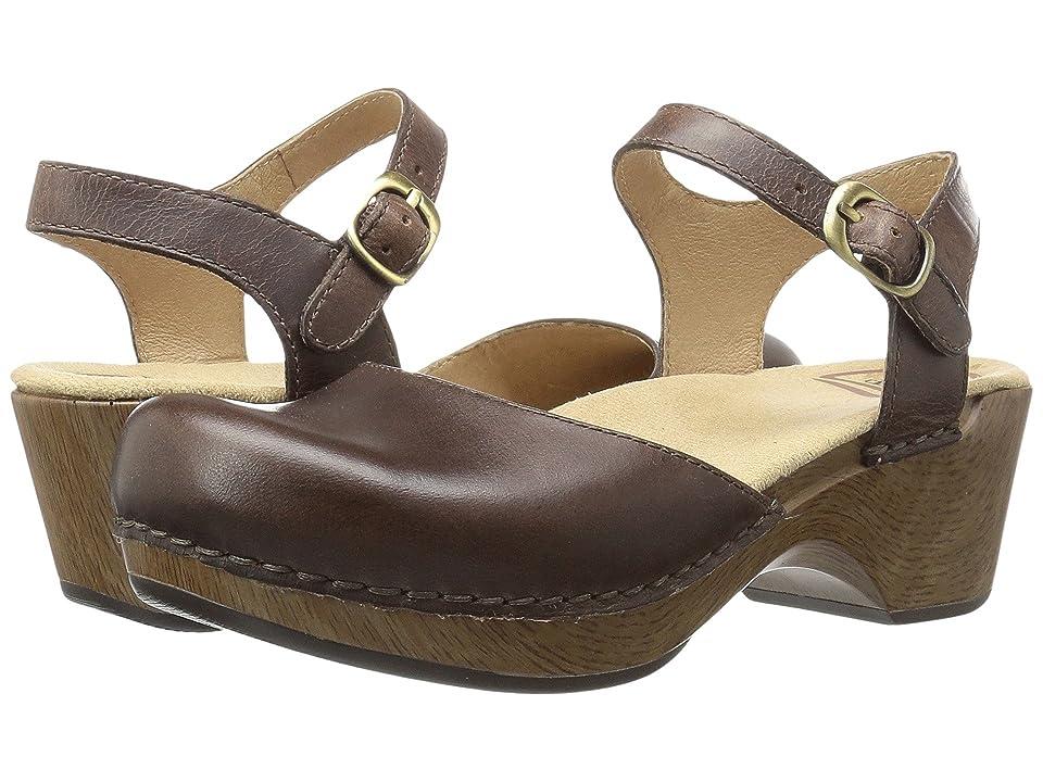 60s Shoes, Boots | 70s Shoes, Platforms, Boots Dansko Sam Teak Vintage Womens 1-2 inch heel Shoes $119.95 AT vintagedancer.com