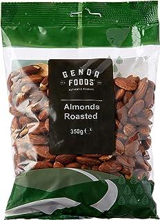 Genoa Foods Almonds Roasted, 350 g, Almonds Roasted