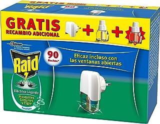 Raid - Difusor Eléctrico Anti Mosquitos Comunes y Tigre