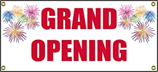 Grand Opening Banner Retail Store Shop Business Sign 36