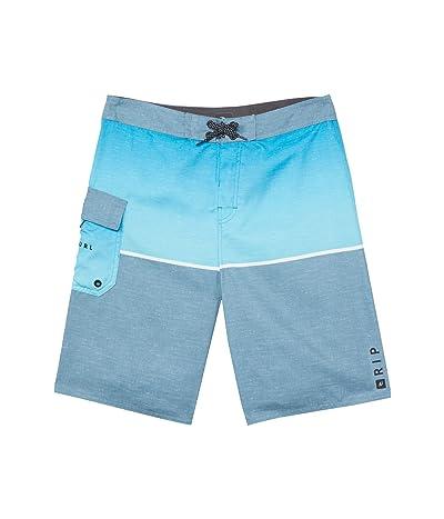 Rip Curl Kids Dawn Patrol Boardshorts (Big Kids) (Light Blue) Boy
