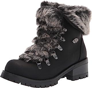 Lugz Women's Adore Fur Classic Chukka Fashion Boot
