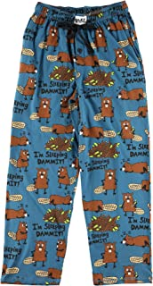 Men's Pajama Pants Bottom by LazyOne | Christmas PJ's for Guys