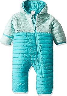 Columbia Infant Powder Lite Reversible Bunting, Water repellent Sleeper
