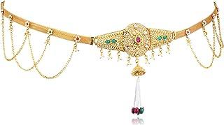 Sukkhi Modish Gold Plated Wedding Jewellery Kamarband For Women (KB71867GLDPJ092017)