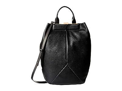 ECCO Ella Tote (Black) Tote Handbags