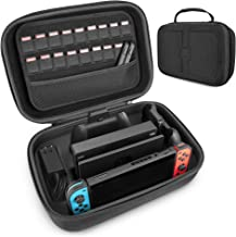 $26 » Carrying Storage Case for Nintendo Switch, LP Portable Travel Case Protective Hard Shell Bag with Separate Storage Space f...