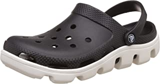 crocs Unisex Duet Sport Clogs and Mules