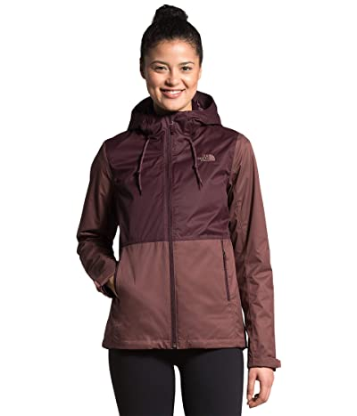The North Face Arrowwood Triclimate(r) Jacket (Marron Purple/Root Brown) Women