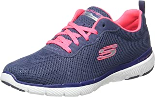 Skechers 斯凯奇女式 Flex Appeal 3.0 -First Insight 运动鞋