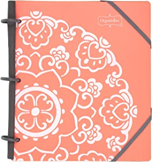 Mead Organizher Expense Tracker, 3 Ring, 8-1/2