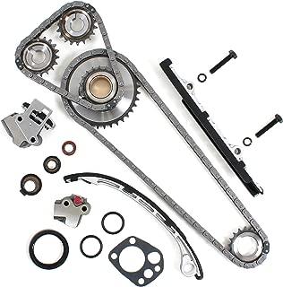TK10050 Brand New Timing Chain Kit for 98-01 Nissan Altima 2.4L DOHC KA24DE Engine 98-04 Frontier / 01-04 Xterra