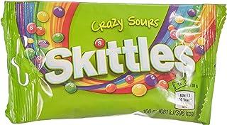 Skittles Sours Ekşi Meyve Aromalı Draje Şekerleme 38 gr