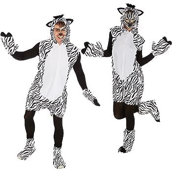 dressforfun Disfraz de Tigre para Hombre y Mujer | Precioso ...