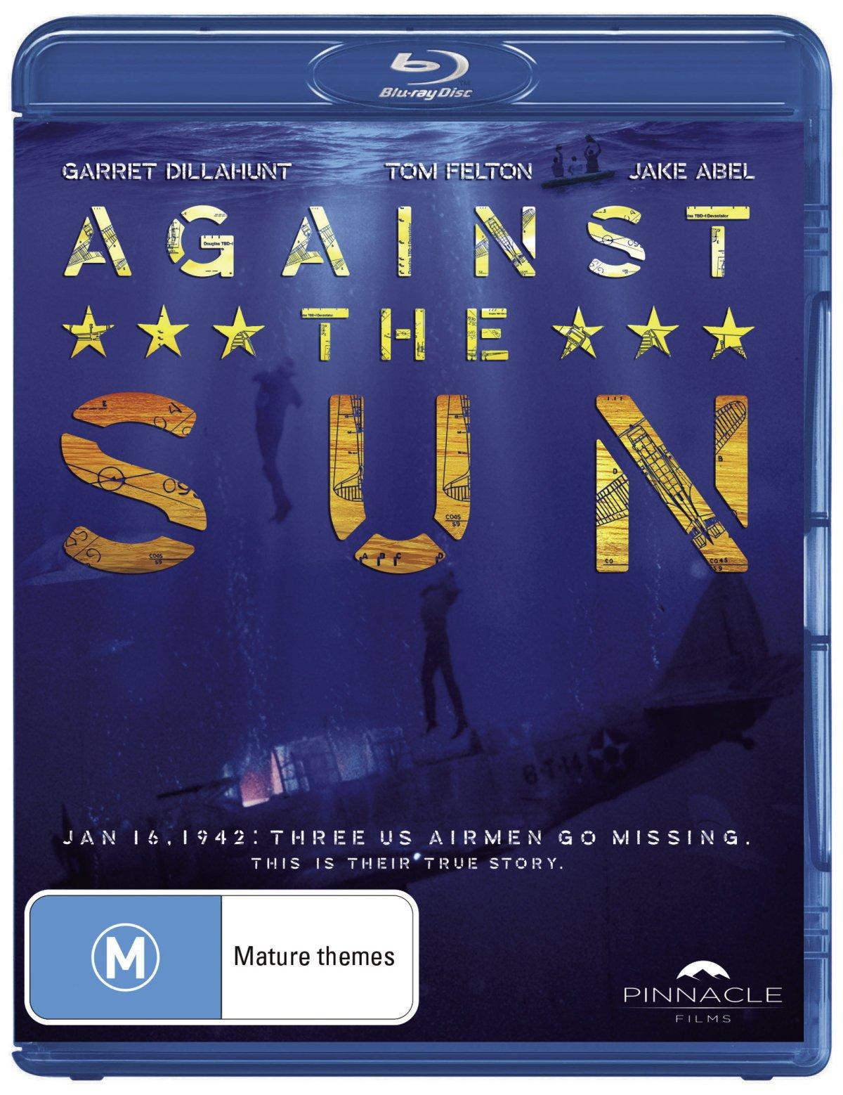 Against the Sun   NON-USA Format   Region B Import - Australia